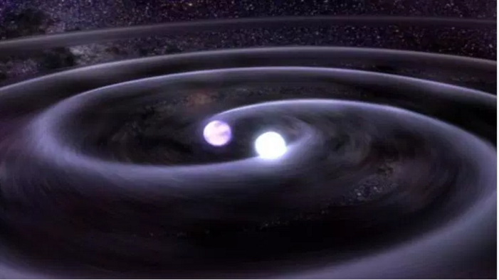 Einstein's Gravitational Waves Have Been Detected For The First Time