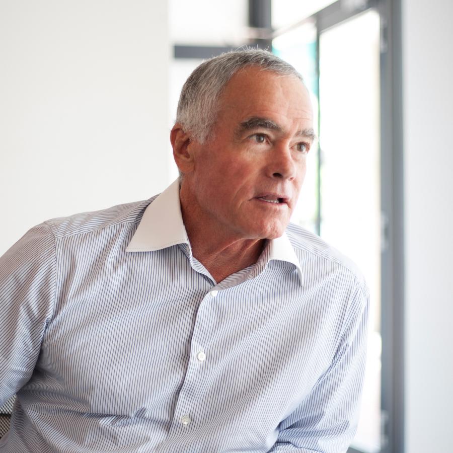 John Poynton AO Chairman